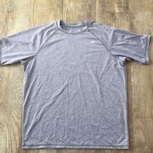 NIKE DRI-FIT Gray shirt
